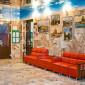 Холл в санатории «Сосновый бор» Тагарский