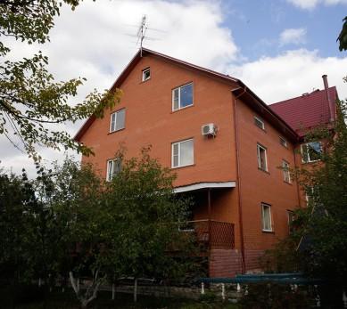 Главное здание пансионата в Бутово-2