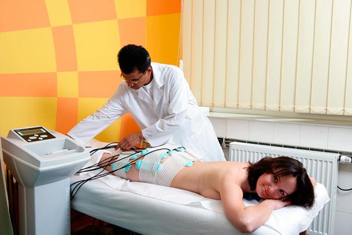 Процедура СМТ терапии
