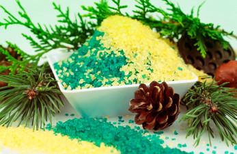 Хвойные и солевые ванны, полезные процедуры для любого возраста