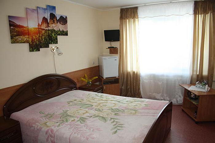 Семейный номер в санатории «Дубравушка» (Корочанский район)