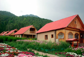 Санаторий «Катон-Карагай» (Усть-Каменогорск)