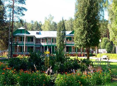 Санаторий «Зеленый городок» (Ивановская область)