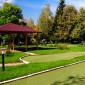 Беседка в санатории «Зеленый городок» (Ивановская область)