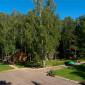 Парк в санатории «Зеленый городок» (Ивановская область)