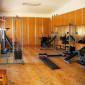 Тренажерный зал в санатории «Зеленый городок» (Ивановская область)