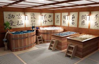 Японская баня: основные правила использования