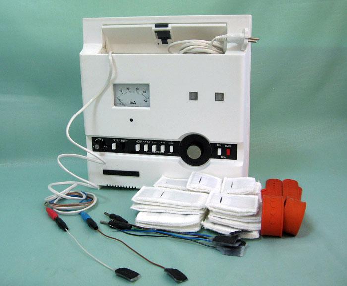 Аппарат для электростимуляции мышц Стимул-1