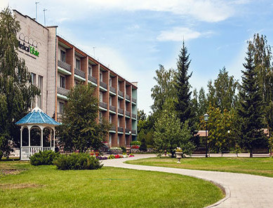 Санаторий «Энергетик» (Барнаул)