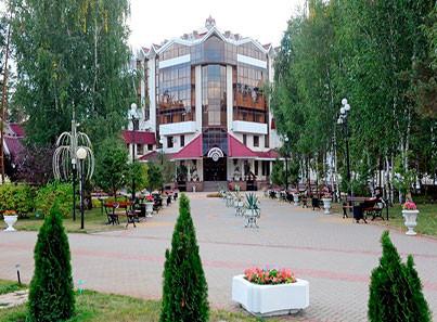 Санаторий «Красиво» (Белгородская область)