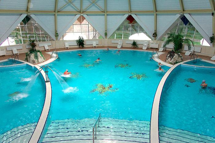 Аквапарк в санатории «Красиво» (Белгородская область)