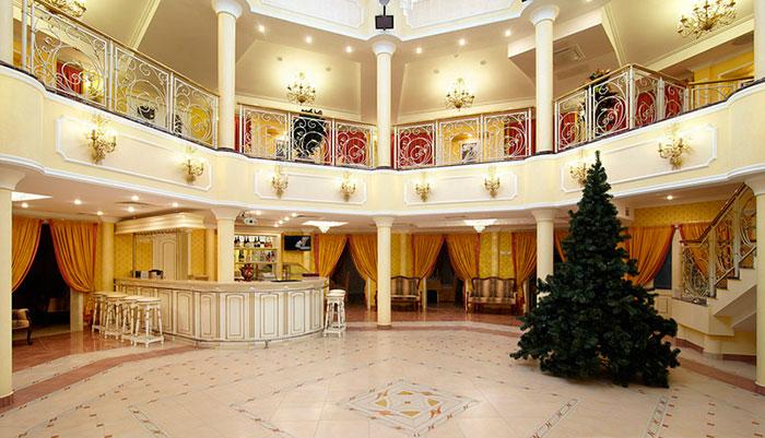 Холл санатория «Красиво» (Белгородская область)
