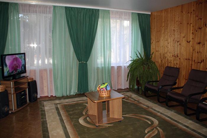 Холл в санатории «Красная поляна» (Валуйки)
