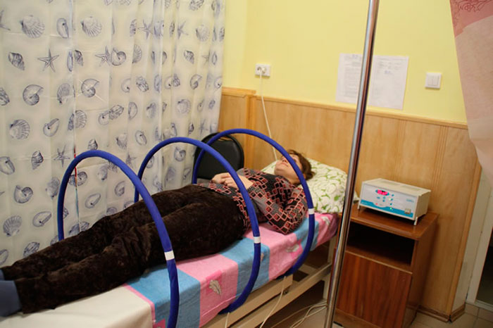 Магнитотерапия в санатории «Красная поляна» (Валуйки)