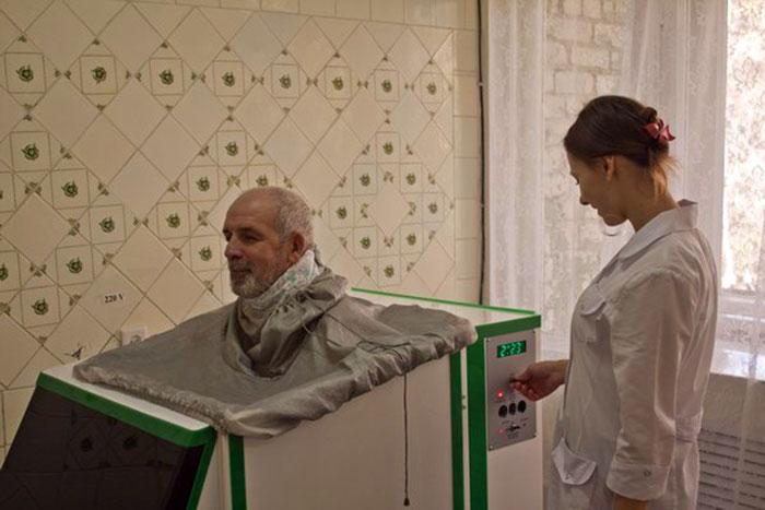 Углекислые ванны в санатории «Рассвет» (Нижегородская область)