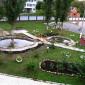 Территория санатория «Соловьиные зори» (Курск)