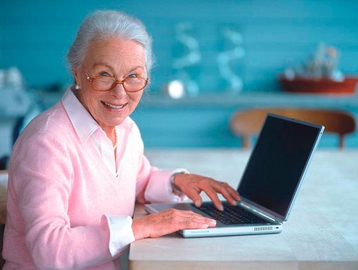 Компьютерные курсы для пожилых