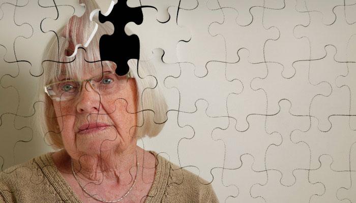 Распад личности в пожилом возрасте