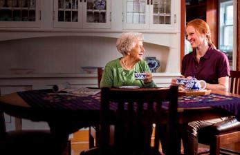 Комната для пожилого человека