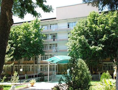 Санаторий «Бустон» (Узбекистан)