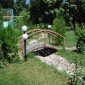 Сад в санатории «Бустон» (Узбекистан)