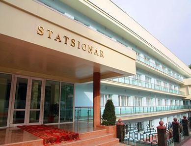 Санаторий имени М. М. Федоровича (Ташкент)