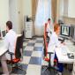 Лаборатория в санатории имени М. М. Федоровича (Ташкент)