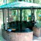 Чайхана в санатории «Хумсан»