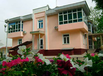 Санаторий «Турон» (Ташкент)