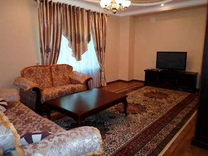 Номер люкс в санатории «Турон» (Ташкент)