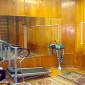 Тренажерный зал в санатории «Зангиота Зам-Зам»