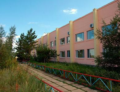 Санаторий «Жосалы» (Караганда)