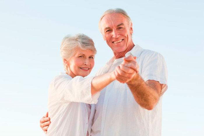 Танцы Знакомства Для Пожилых Людей