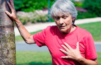 Одышка у пожилых людей, что делать?