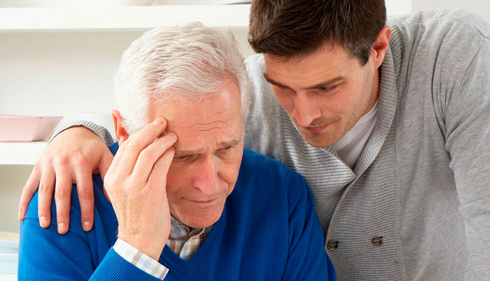 Поддержка близких при потере памяти
