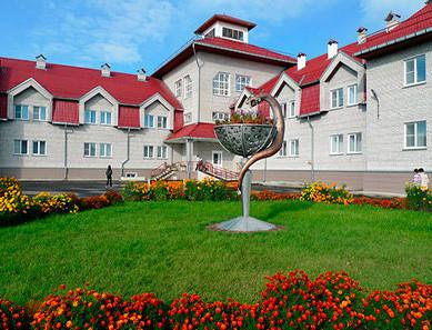 Санаторий «Солнечный Тесь» (Минусинск)