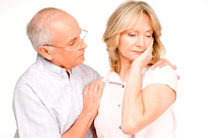 Выпадение матки у женщин пожилого возраста