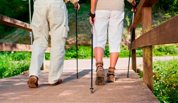 Дисбазия ходьбы или нарушение походки