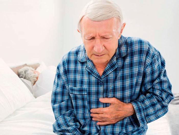 Острый аппендицит у пожилых людей