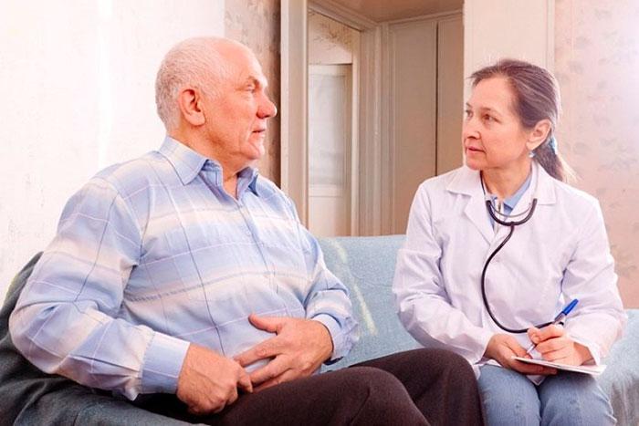 Диагностика аппендицита в пожилом возрасте