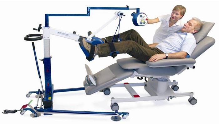 Тренажер MOTOmed letto