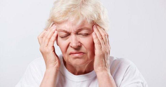 Шумы в голове в пожилом возрасте