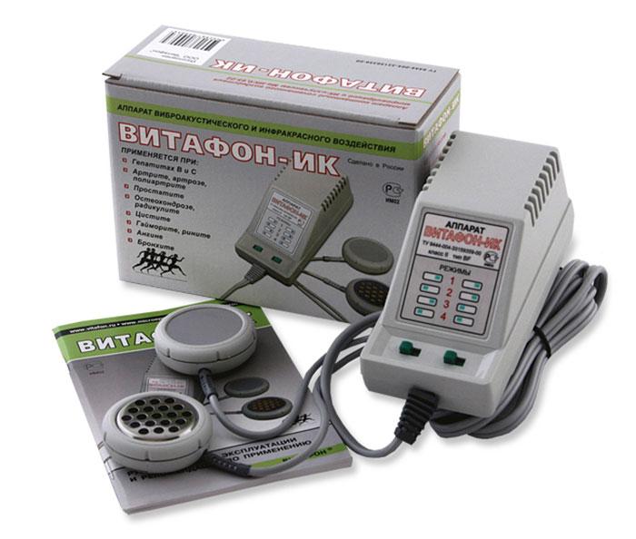 Аппарат для виброакустической терапии Витафон-ИК