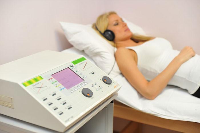 Как работает процедура высокотоновой терапии