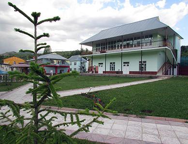 Санаторий «Санавбар»