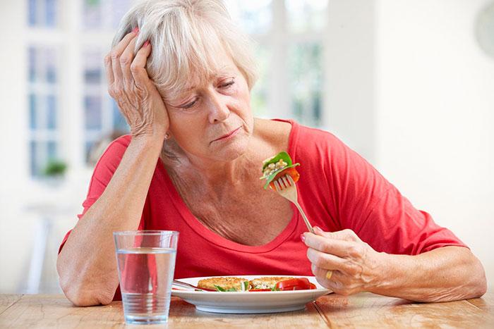 Здоровый рацион питания в пожилом возрасте