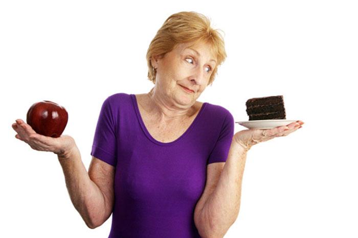 Выбор в пользу правильного питания в пожилом возрасте