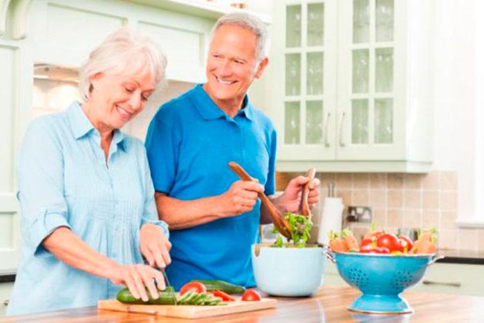 Правильное питание - для лечение запоров