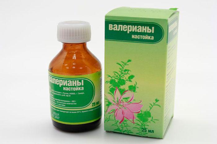 Настойка валерианы - натуральное снотворное
