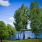 Озеро в центре заботы «Лепель»